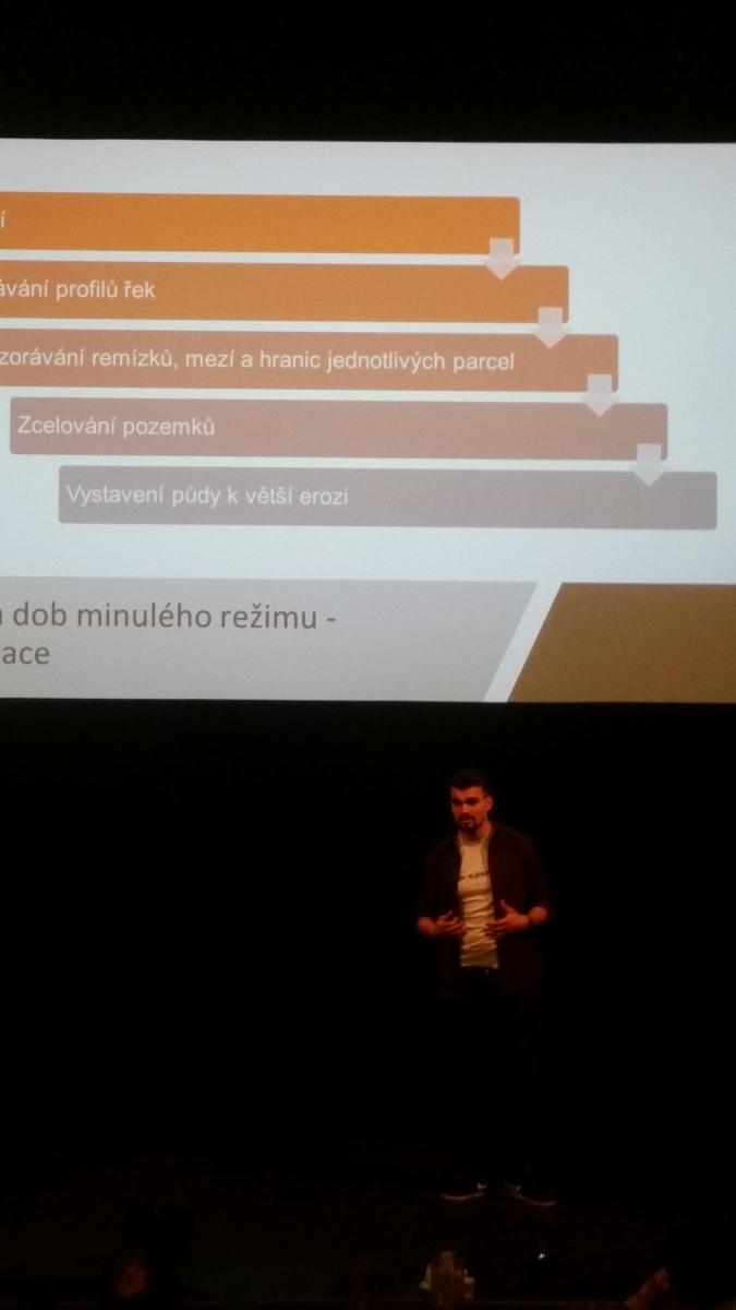 Přednáška v městské knihovně Praha