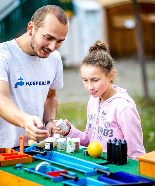 Projektové dny – novinka pro školy
