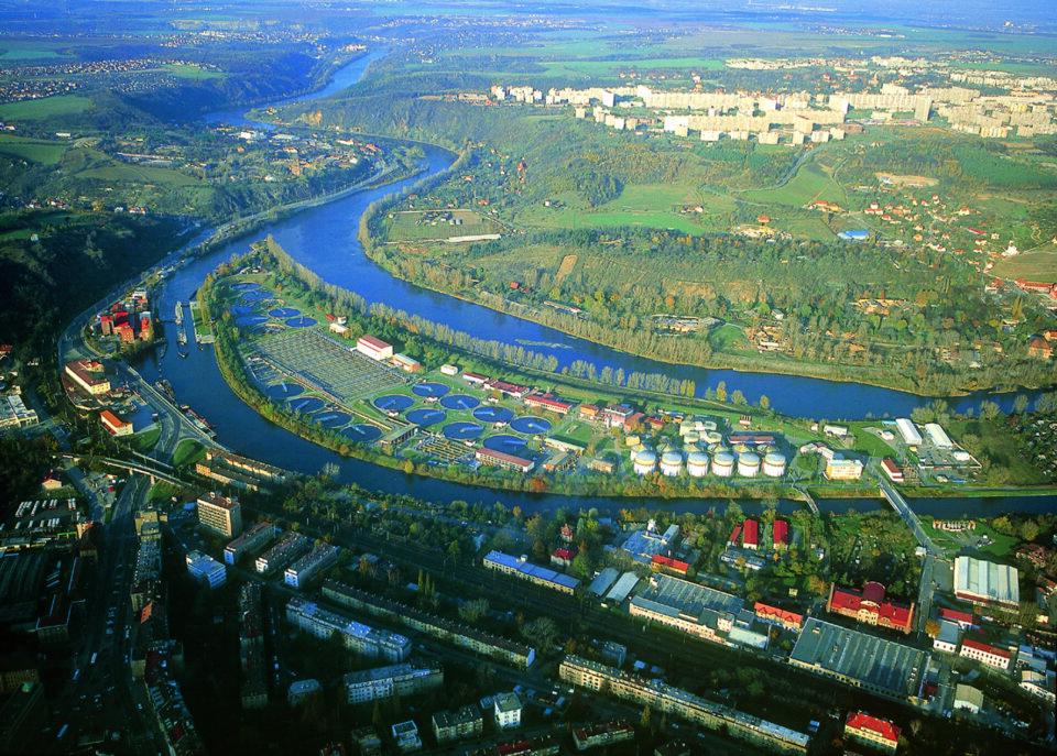 Praha – odkud pitná voda do domácností teče a kde končí